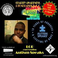 charity slam lgb