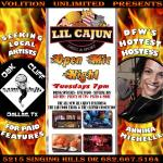 lil cajun square SEEKING LOCAL FEATURE2016